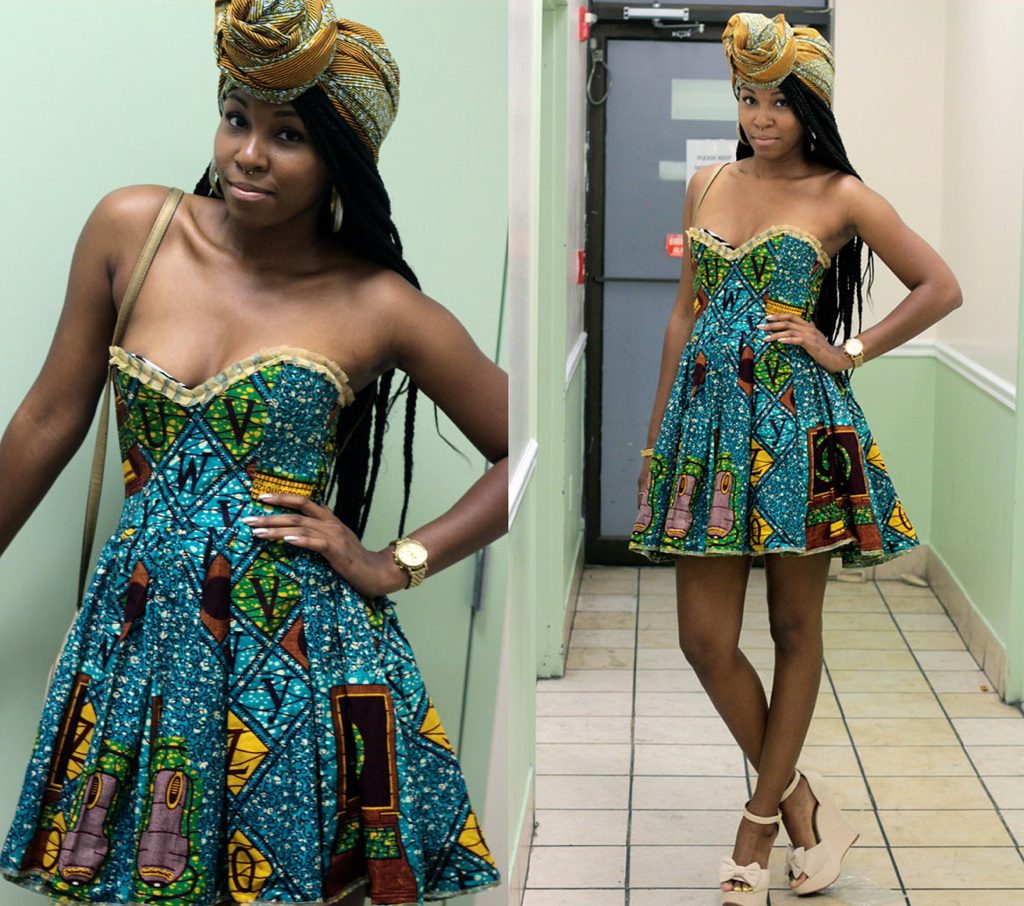 Image result for ankara maternity gowns