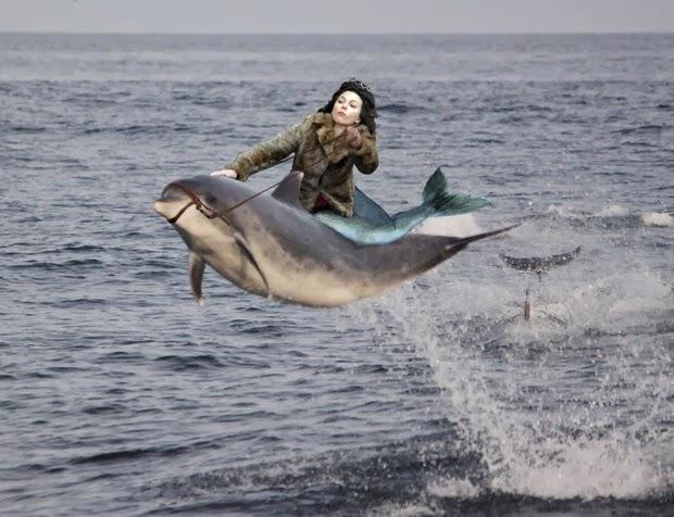 Scarlett Johansson photoshopped