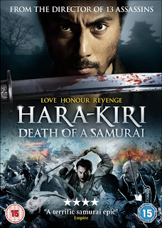 Hara-kiri Death of a Samurai