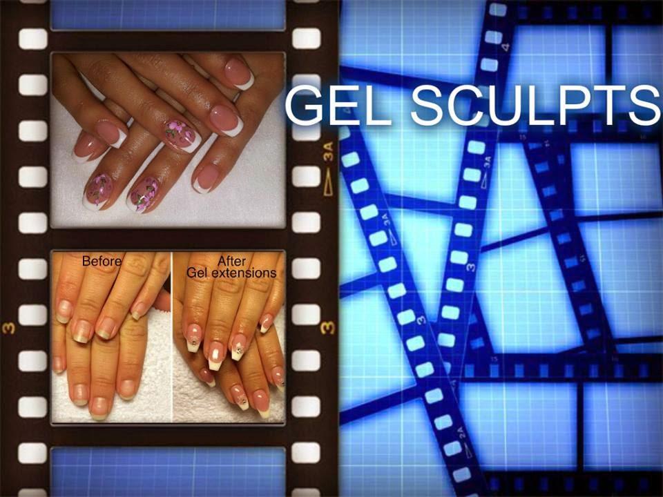 Gel sculpts
