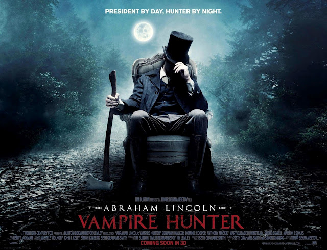 Snap Review of ABRAHAM LINCOLN: VAMPIRE HUNTER