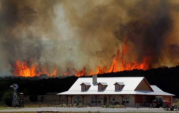 fotos de incendios