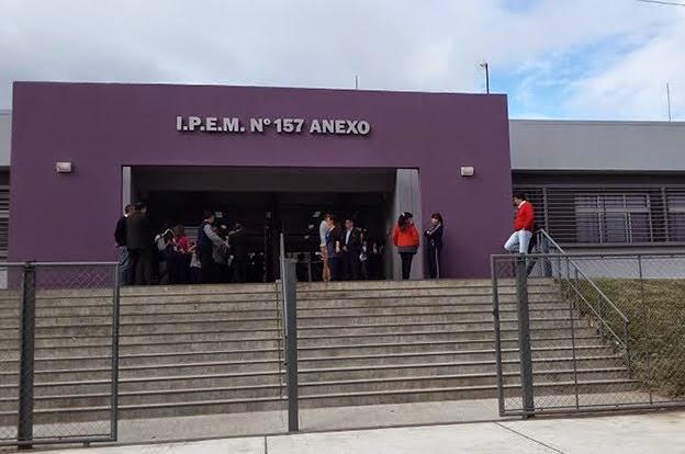 IPEM 157 ANEXO - EDIFICIO NUEVO