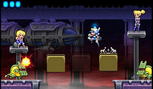 Review: Mighty Switch Force! (3DS eShop) Mighty-switch-force-soundtrack