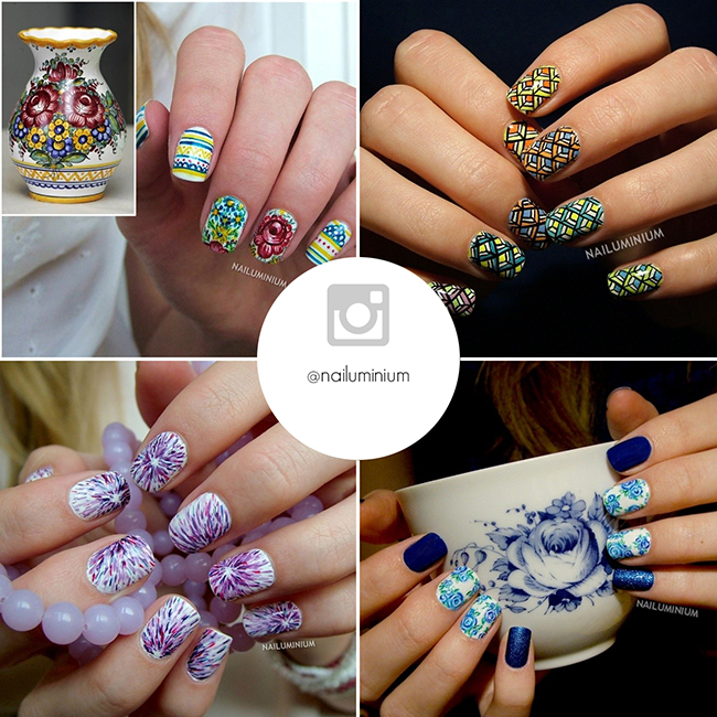 Instagram Nail Art Accounts You Need To Follow 3 The Nailasaurus