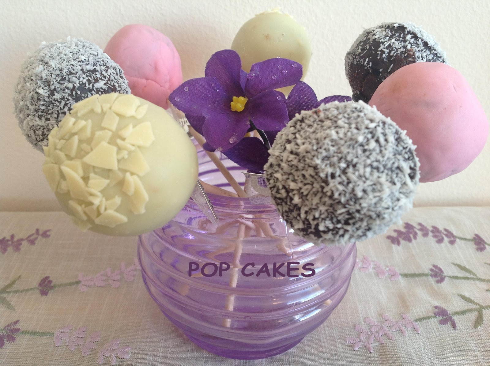 Cake Pop Sal Ef Bf Bd Avec Moule