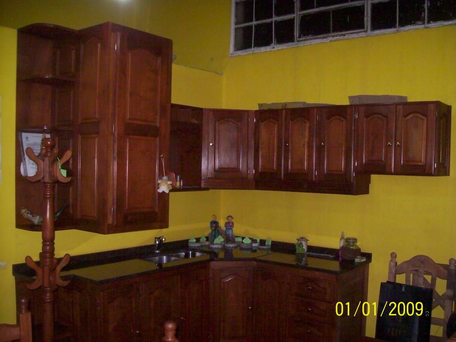 Bajo Mesada Algarrobo Amoblamientos De Cocina Muebles ...