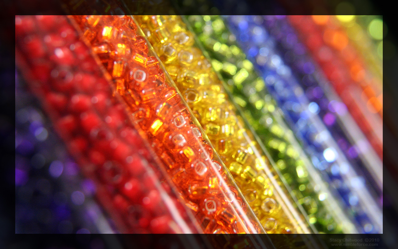 Spice Box Designs: Missing Beads