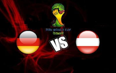 Prediksi Skor Austria vs Jerman 12 September 2012