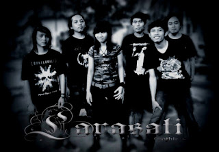Larasati Band Gothic Metal Nganjuk Jawa Timur With Female Vocal Photo Images Logo Cover Personil Pict Wallpaper