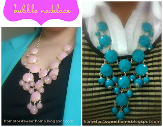 spring bold big and bright necklaces
