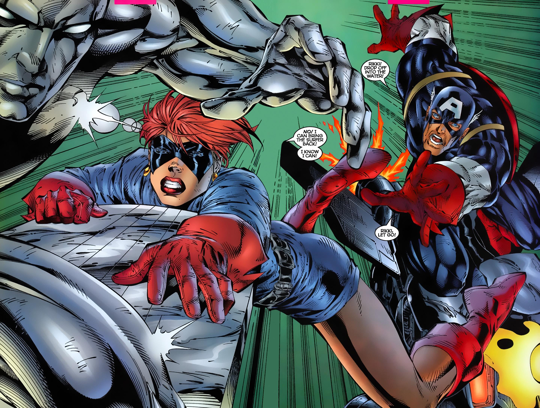 Captain America (1996) Issue #12 #15 - English 26