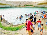 Misteri Kemunculan Danau Secara Tiba-tiba di Gurun Tunisia