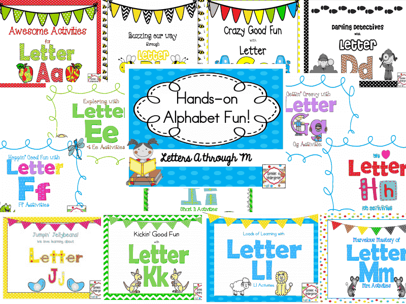 http://www.teacherspayteachers.com/Product/Hands-on-Alphabet-Fun-Letters-A-M-1310496