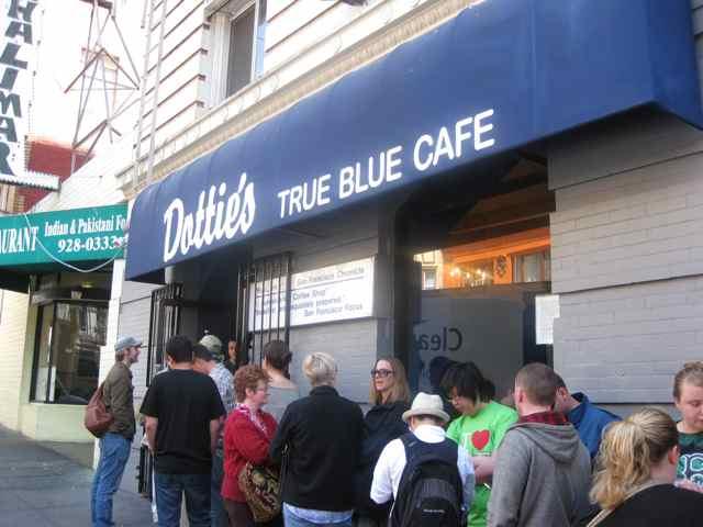 Dottie S True Blue Cafe San Francisco