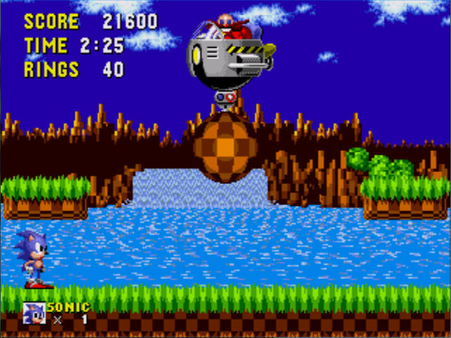 Satiro retro review sonic the hedgehog