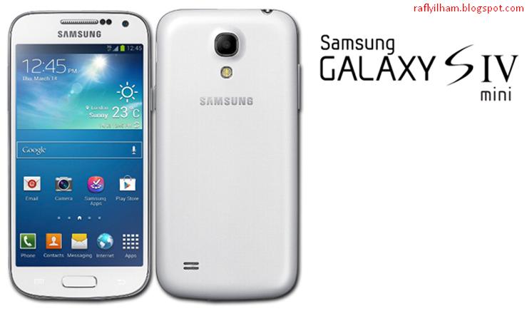 Samsung : Galaxy S4 Mini