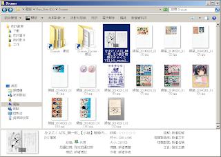 【圖片】「詳細資料窗格」選「大」預覽後的結果