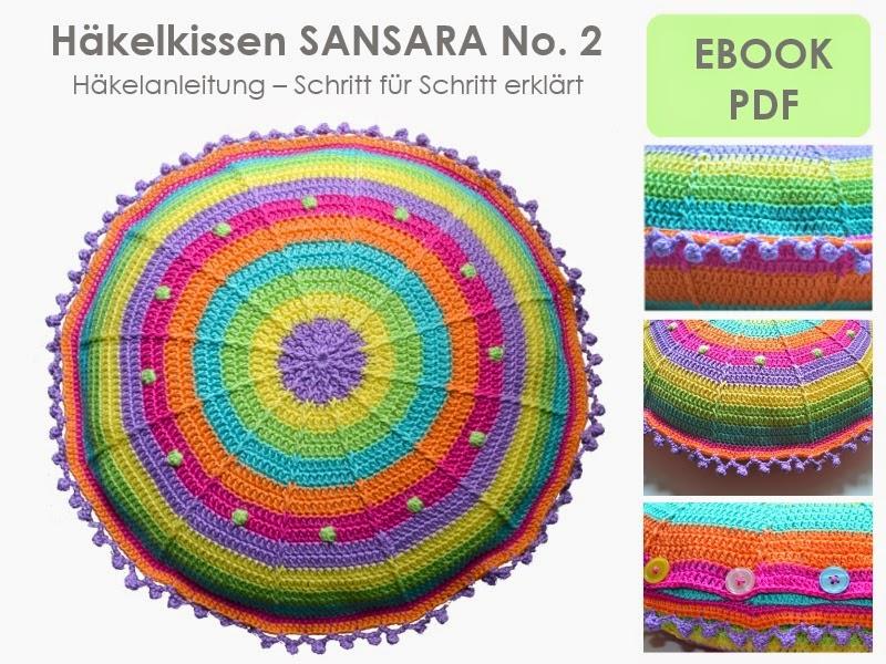Ebook Häkelkissen Sansara No. 2