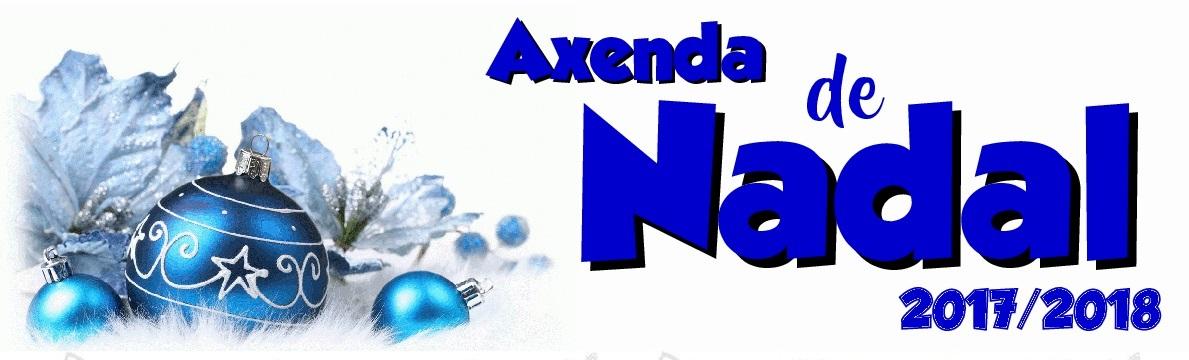 Axenda de Nadal 2017-2018