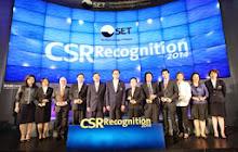 45 บจ. ได้รับรางวัล CSR Recognition 2014