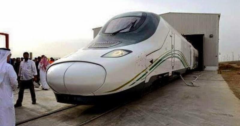 Terhubung Kereta Cepat, Mekkah-Madinah Cuma 2,5 Jam