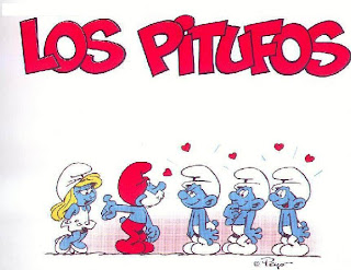 Imagenes de Los Pitufos