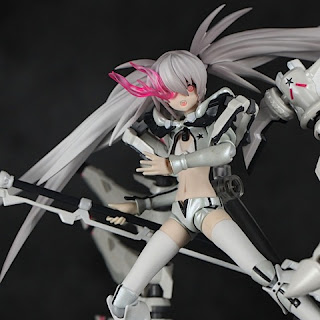 Figma White Rock Shooter