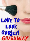 "Giveaway | ""love to look gorjes!"""