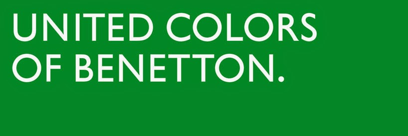 united colors of benetton identity by vignelli associates, 1995