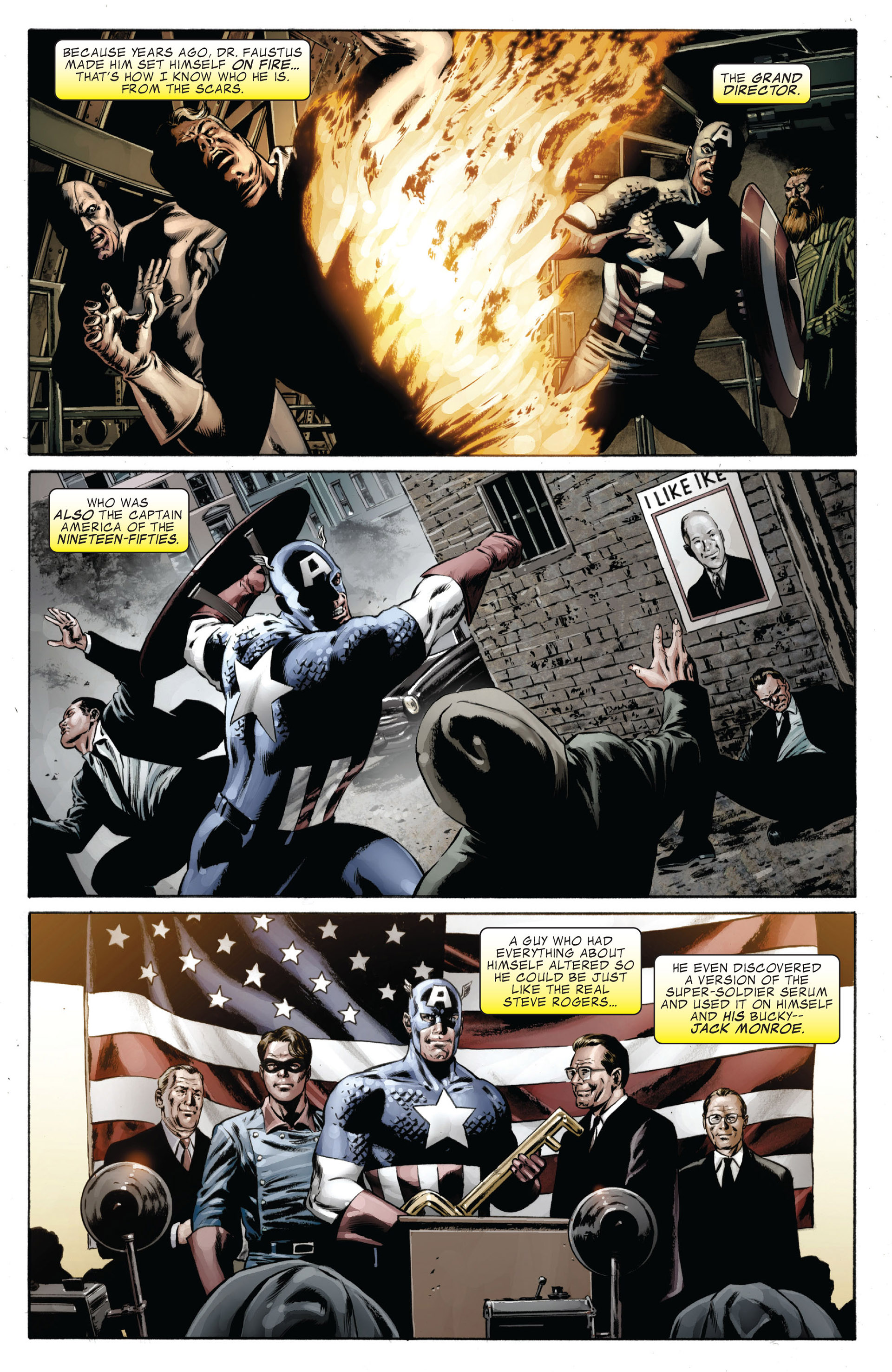 Captain America (2005) Issue #38 #38 - English 4