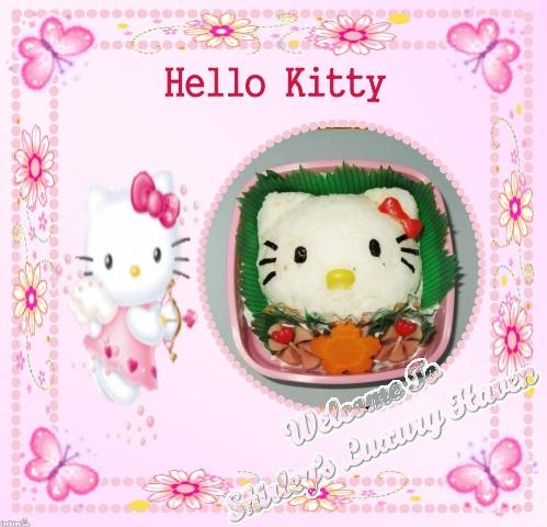 hello kitty japanese onigiri rice balls recipes