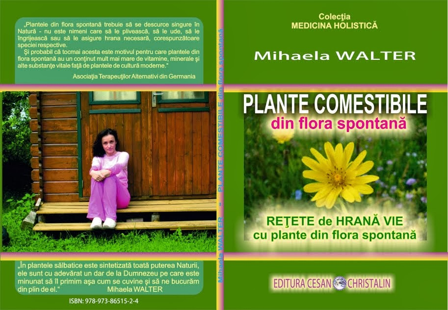 Plante comestibile din flora spontana