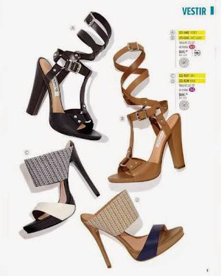 Sandalias de vestir 696 pesos
