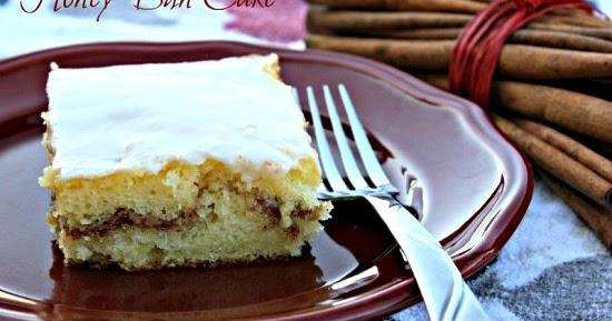 Honey Bun Cake {Carson's Favorite Cake}