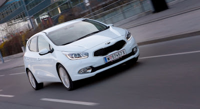 New Kia cee'd Making UK Motor Show Debut