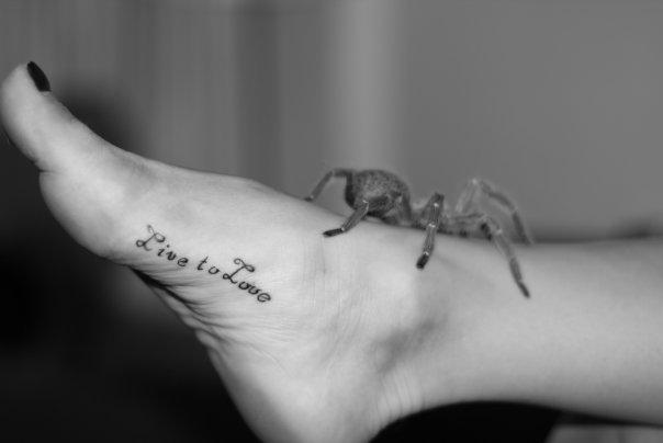 Женские татуировки стильные и красивые надписи  - красивые надписи для тату