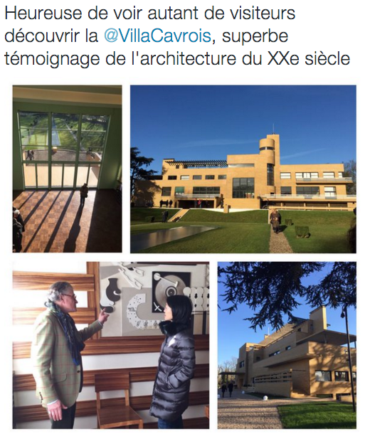 Un superbe témoignage de l'architecture du XXe siècle