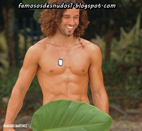 Mauricio Ochmann Desnudo