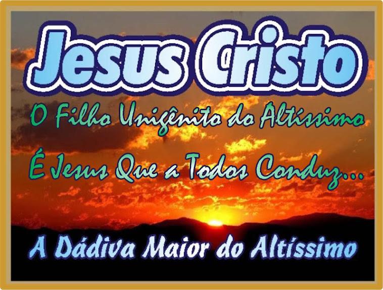 Jesus Cristo É Quem Governa O Universo