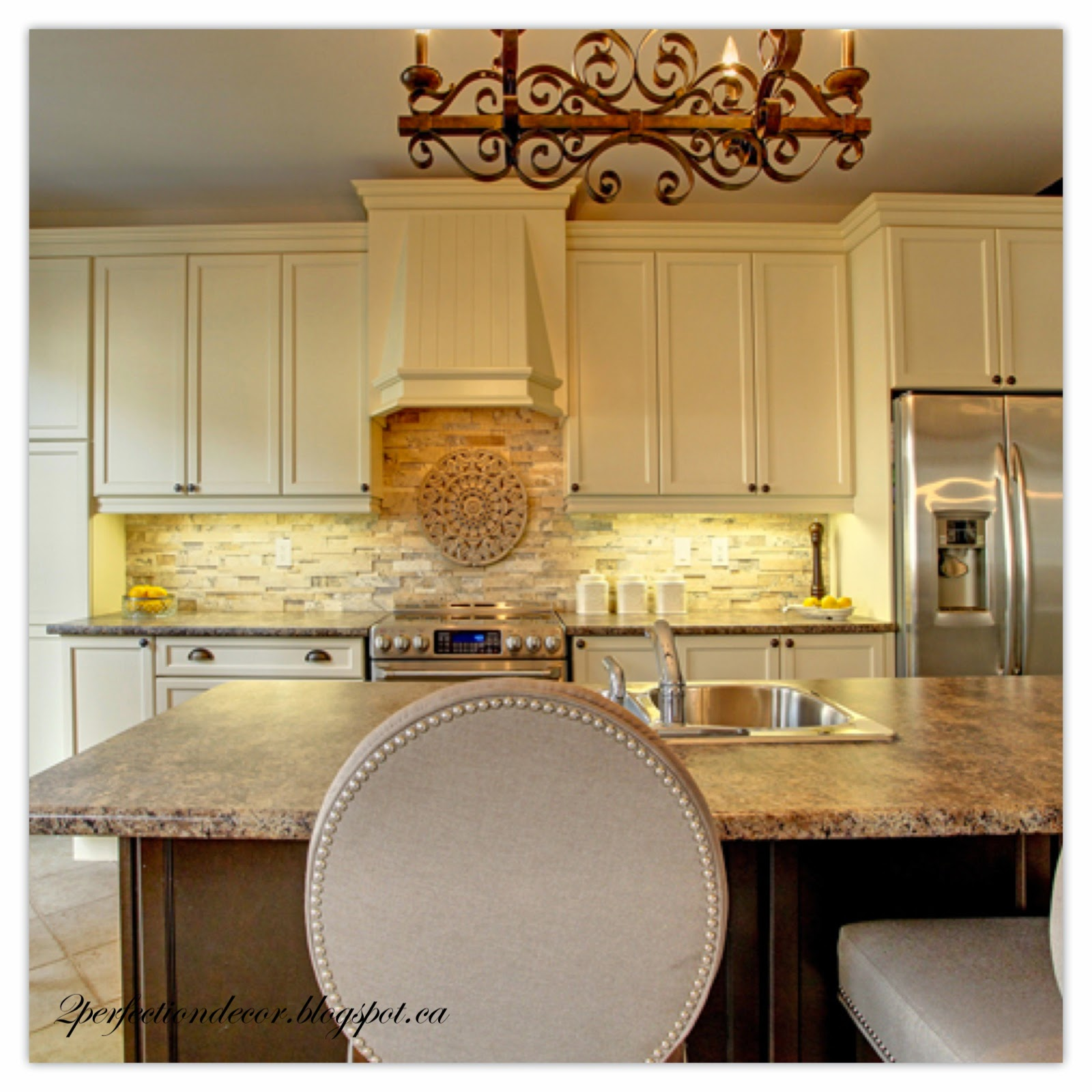2Perfection Decor Kitchen Upgrades and Reveal