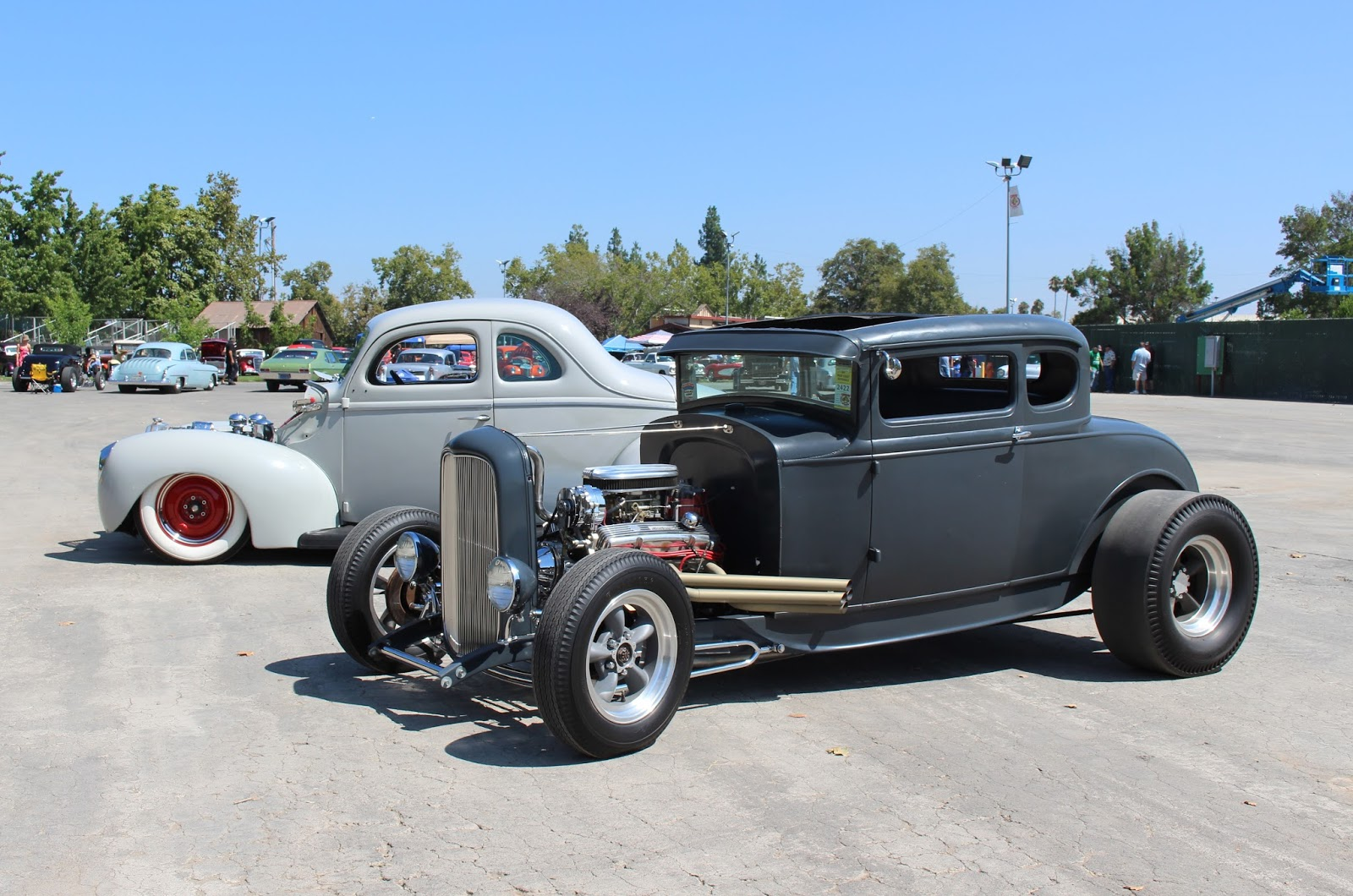 Covering Classic Cars : 29th Goodguys West Coast Nationals Car Show ...