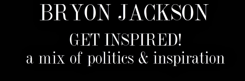 #GetInspired Bryon Jackson