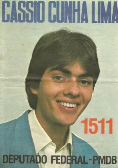 """cassio 19861 - Flávio Lúcio  traça """"trajetória cassista rumo à decadência como liderança política estadual"""""""