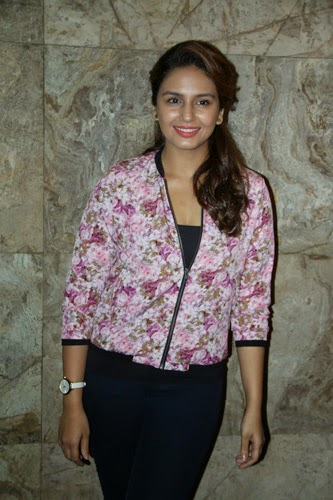Famous Stars at Hawaa Hawaai Special Screening Photos Stills