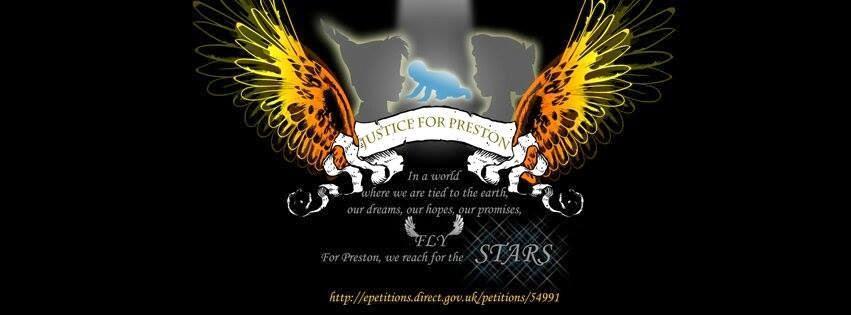 Justice for Preston