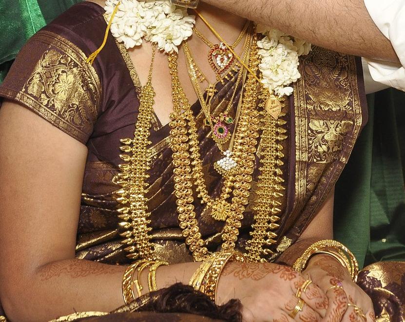 jewelry Traditional Kerala hindu bridal jewellery