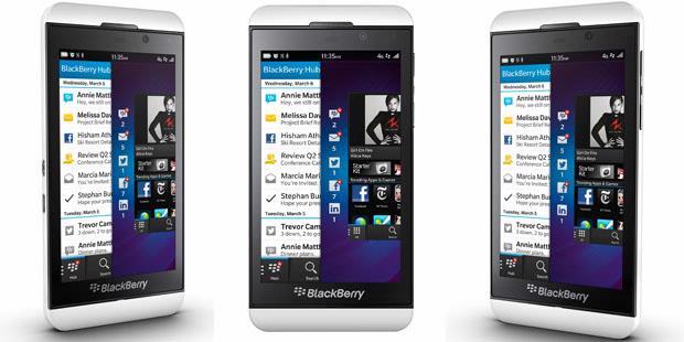 Harga Blackberry Z 10