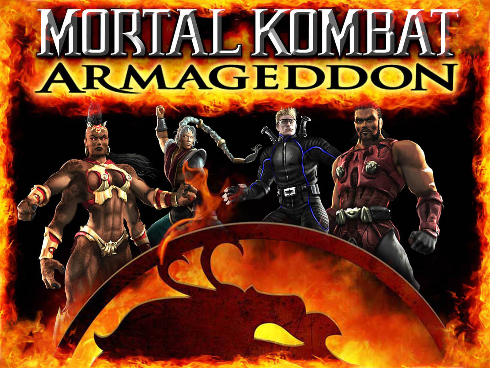 Mortal Kombat Armageddon Para Linux Pc Download