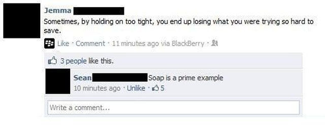 Funny Stuff To Say On Facebook The Stupid Thin...